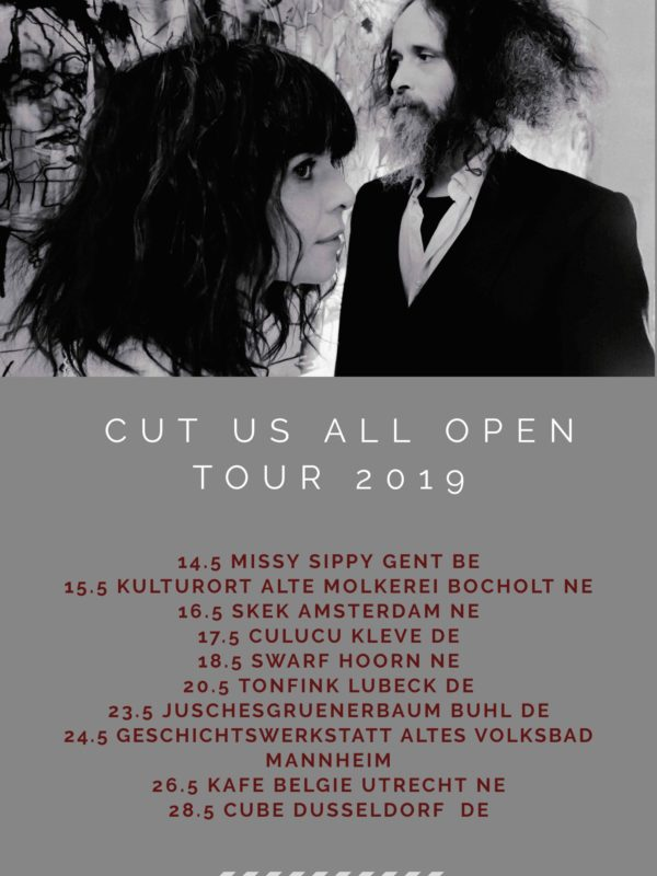Cut Us All Open Tour | Rufus Coates & Jess Smith